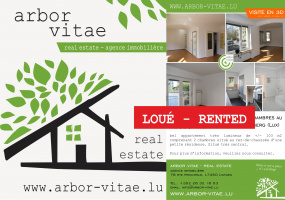 Luxembourg, 1226, 2 Bedrooms Bedrooms, ,Apartment,For Rent,Jean Pierre Beicht,1000