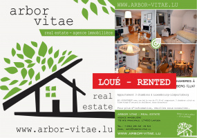 Luxembourg, 1226, ,Apartment,For Rent,1002