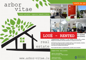Luxembourg, 1461, 1 Bedroom Bedrooms, ,Apartment,For Rent,rue d'eich,3,1012